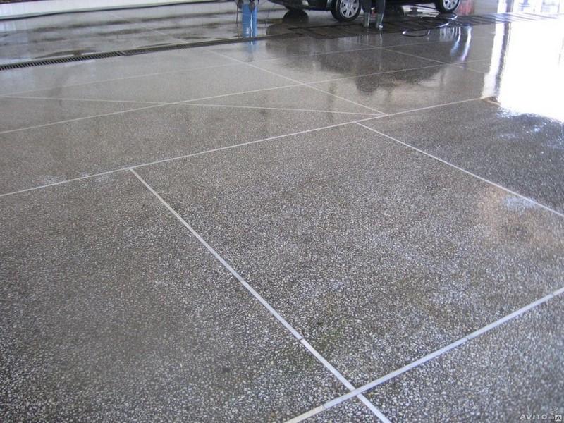 Мозаичный бетон цена смесь бетонная алакс 1000